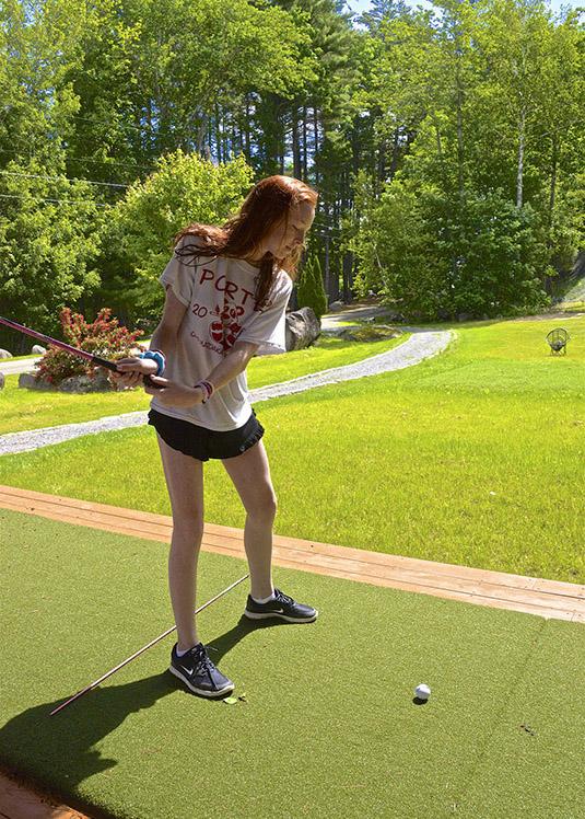 act-golf