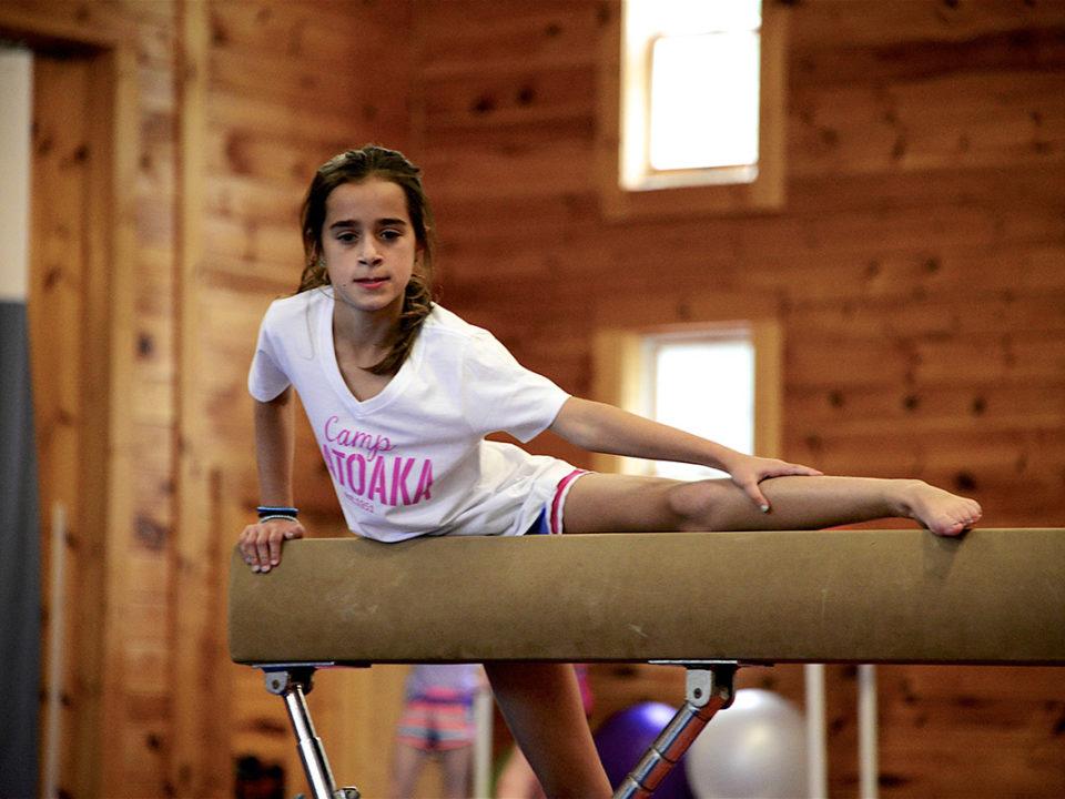 Matoaka gymnastic